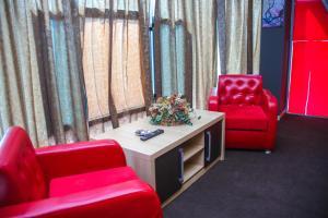 Hotel Vila Aeroport, Отели  Ринас - big - 15