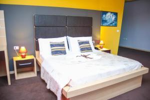 Hotel Vila Aeroport, Отели  Ринас - big - 6