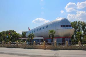 Hotel Vila Aeroport, Отели  Ринас - big - 12