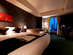 Deluxe Double Room (2 Adults) with Tokyo SkyTree View - Smoking