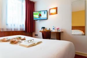 Brit Hotel Rennes St Gregoire – Le Villeneuve