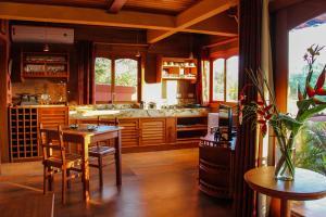 Studio with Kitchen and Balcony