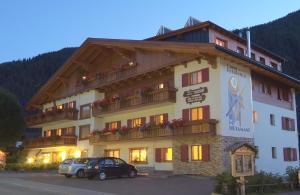 Garni Diamant, Hotely  San Vigilio Di Marebbe - big - 20