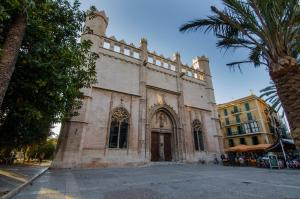 Remolars 2, Apartmanok  Palma de Mallorca - big - 23