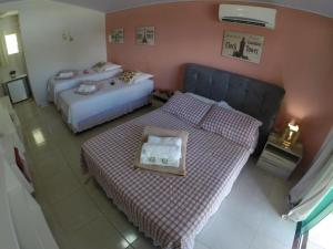 Family Quintuple Room with Balcony
