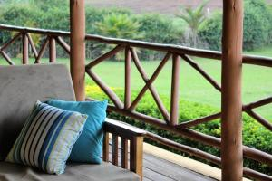Lake Chahafi Resort, Luxury tents  Kisoro - big - 26