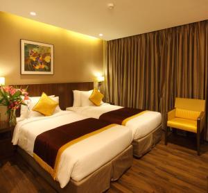 Hotel Fidalgo, Hotel  Pune - big - 8