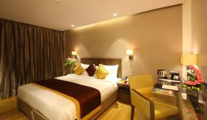 Hotel Fidalgo, Hotel  Pune - big - 6