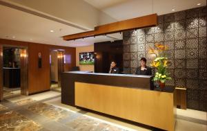 Hotel Fidalgo, Hotel  Pune - big - 2