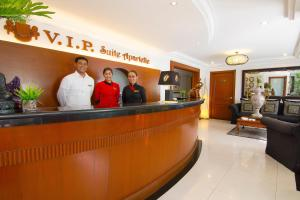 VIP Suite Hotel, Hotely  Manila - big - 95