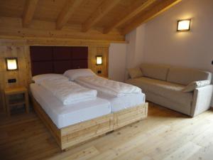 Hotel Garni Minigolf, Отели  Ледро - big - 12