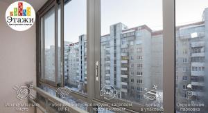 Apartments Etazhi na Kosmonavtov, Appartamenti  Ekaterinburg - big - 110