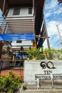 Ten Boutique House, Гостевые дома  Чиангмай - big - 39