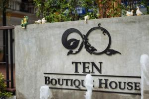 Ten Boutique House, Гостевые дома  Чиангмай - big - 43