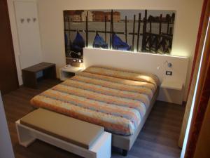 Hotel Venezia, Szállodák  Caorle - big - 19
