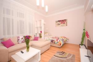 Apartment Mina, Appartamenti  Belgrado - big - 16