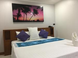 Galaxy Suites Pattaya Hotel, Hotely  Pattaya South - big - 8