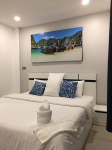 Galaxy Suites Pattaya Hotel, Hotely  Pattaya South - big - 11