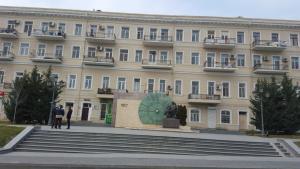 Отели рядом с Железнодорожным вокзалом Баку в Баку
