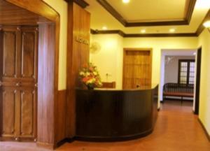 The Trivandrum Hotel, Отели  Тривандрум - big - 14