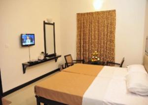 The Trivandrum Hotel, Отели  Тривандрум - big - 4