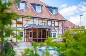 Hotel and Restaurant Ernst