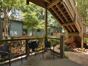 Downtown Austin Townhome 1804, Apartmány  Austin - big - 9