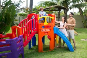 Mar Brasil Hotel, Hotels  Salvador - big - 79