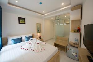 Ha Noi Holiday Center Hotel, Hotely  Hanoj - big - 53