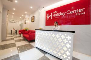 Ha Noi Holiday Center Hotel, Szállodák  Hanoi - big - 1