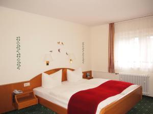 Hotel Fidelitas, Гостевые дома  Бад-Херренальб - big - 14
