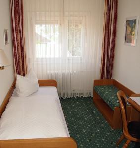 Hotel Fidelitas, Гостевые дома  Бад-Херренальб - big - 11
