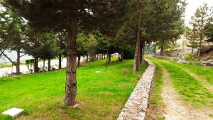 Villa Panoramica Belvedere, Apartmanok  Scontrone - big - 1
