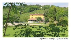 Tenuta Le Sorgive Agriturismo, Farmy  Solferino - big - 26