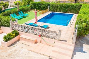 Can Tomeu, Villas  Inca - big - 19