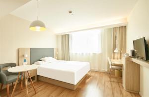 Hanting Express Fuzhou Wuyi Square, Hotels  Fuzhou - big - 7