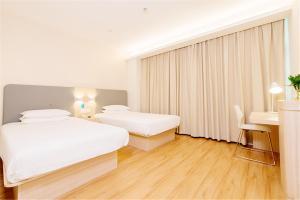 Hanting Express Fuzhou Wuyi Square, Hotels  Fuzhou - big - 23