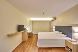 Hanting Express Fuzhou Wuyi Square, Hotels  Fuzhou - big - 42