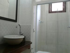 Limoeiro Suites, Penziony  Ubatuba - big - 26