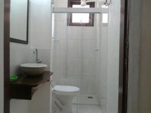 Limoeiro Suites, Penziony  Ubatuba - big - 27