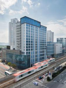 I Square Hotel, Hotely  Gimhae - big - 45