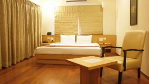 Classic Luxury Service Apartments, Hotely  Visakhapatnam - big - 29