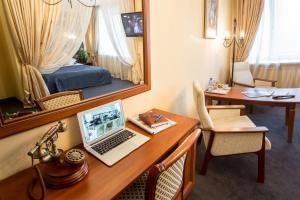 Гостиница Огни Енисея, Hotels  Krasnoyarsk - big - 13