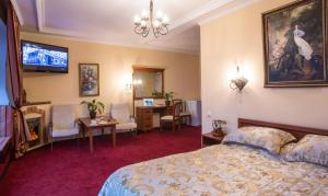 Гостиница Огни Енисея, Hotels  Krasnoyarsk - big - 12