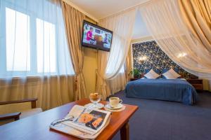 Гостиница Огни Енисея, Hotels  Krasnoyarsk - big - 19