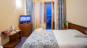 Гостиница Огни Енисея, Hotels  Krasnoyarsk - big - 21