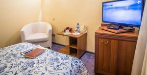 Гостиница Огни Енисея, Hotels  Krasnoyarsk - big - 10