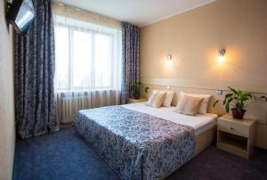 Гостиница Огни Енисея, Hotels  Krasnoyarsk - big - 29