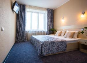 Гостиница Огни Енисея, Hotels  Krasnoyarsk - big - 22