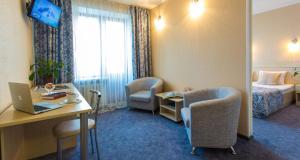Гостиница Огни Енисея, Hotels  Krasnoyarsk - big - 7